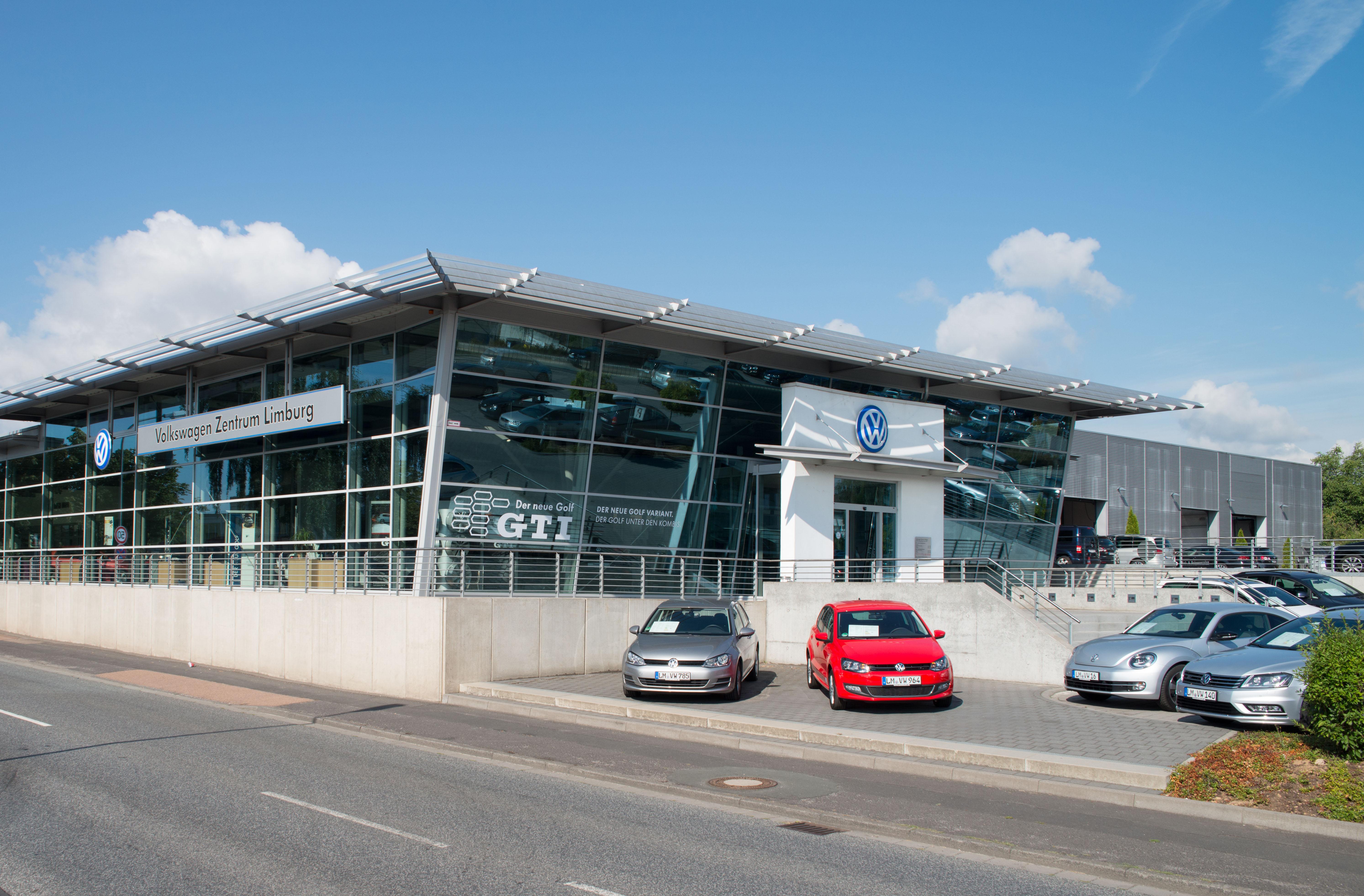 Volkswagen Zentrum Limburg Auto Bach Gruppe Ihr Fahrzeug Partner